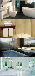 Bathroom and tiling project Ideas